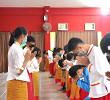 ปฐมนิเทศนักเรียนใหม่ ชั้นมัธยมศึกษาปีที่ 1 และ 4 ประจำปีการศึกษา 2563